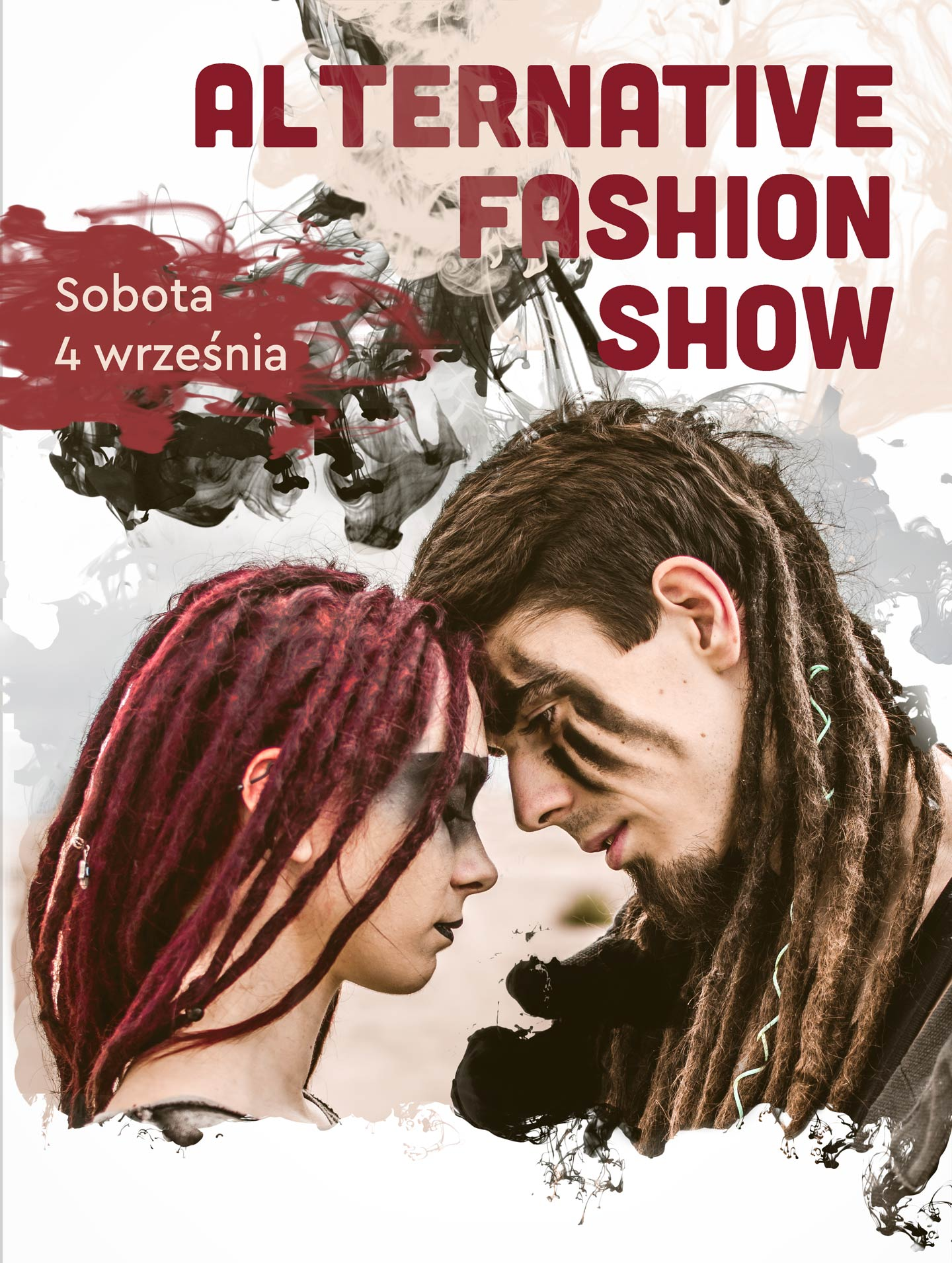 Alternative Fashion Show 2017 - Plakat